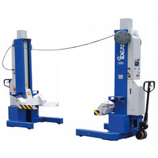 iDeal Lift MSC-18K-X-236 18,000lb. Per Mobile ALI Column Lifting System (Set of 2)