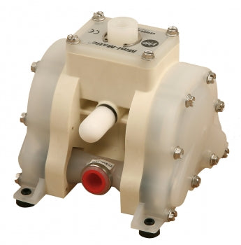 LiquiDynamics 20025-V Double Diaphragm Pump, 3/8 in, 6 GPM.