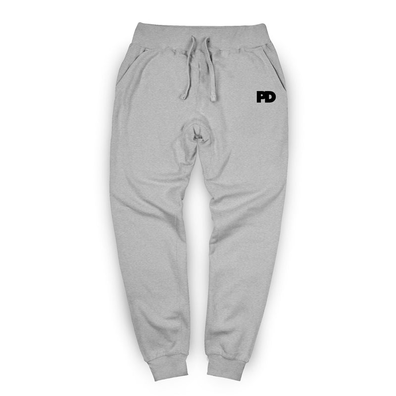 PD Basics Joggers / Heather Gray