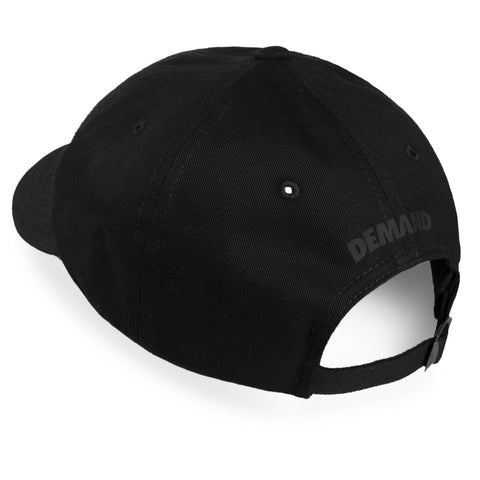 Popular Sport Strapback / Black on Black