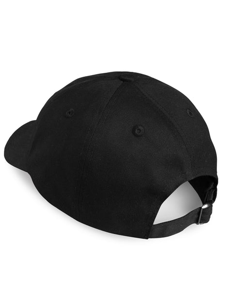 Square Flag Sport Strapback / Black on Black