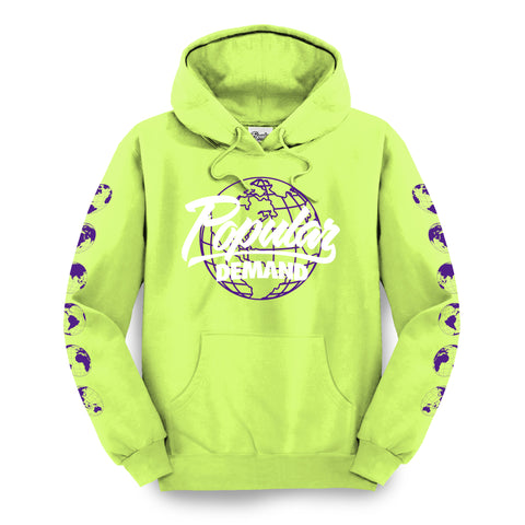 Global Hoodie / Safety Yellow