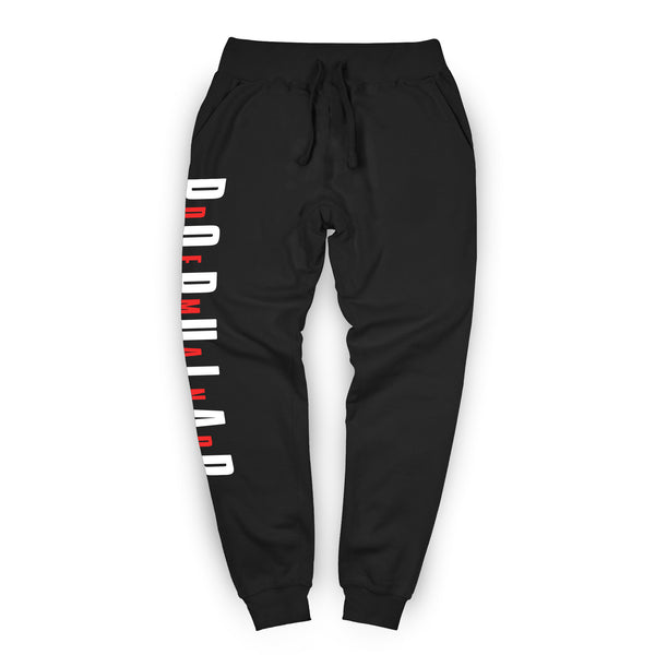 Take Flight Sweatsuit Joggers / Black