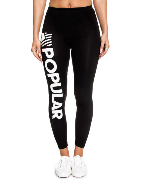PD Bold Leggings / Black