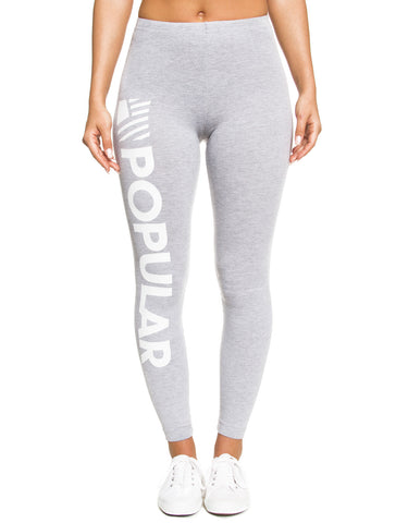 PD Bold Leggings / Heather