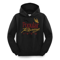 Racing Team Hoodie / Black