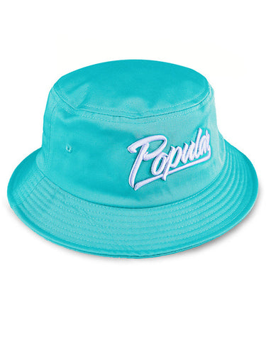 Popular Script Bucket / Mint