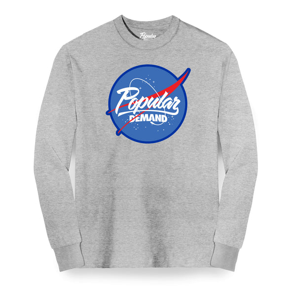 Aerospace Long Sleeve Tee / Athletic Heather