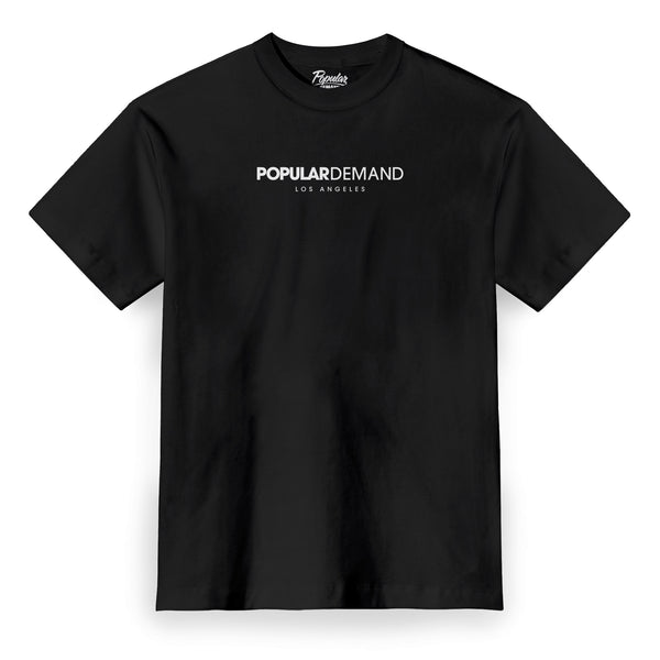 Official Tee / Black