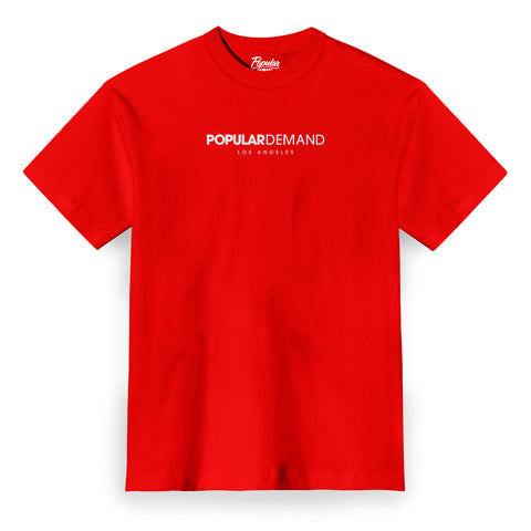 Official Tee / Red
