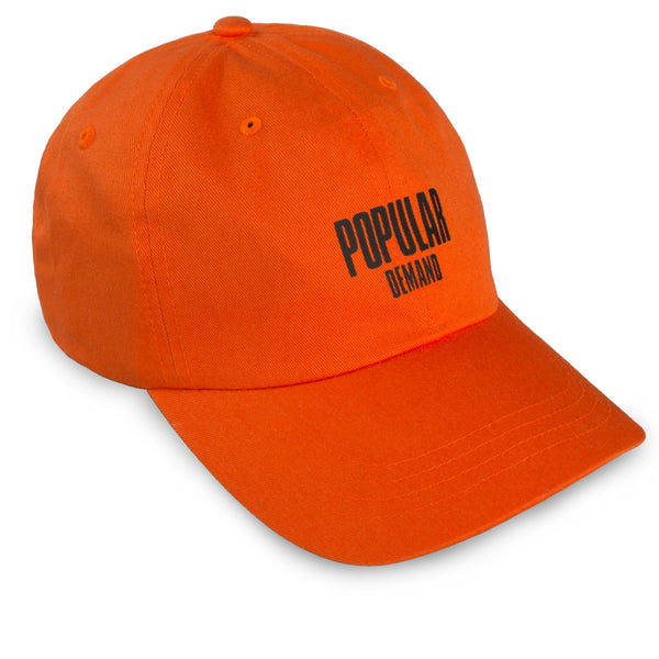 PD Reign Sport Strapback / Orange