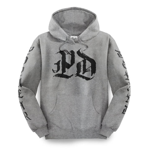 Medieval PD Hoodie / Gunmetal Heather