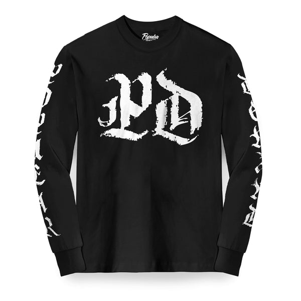 Medieval PD Long Sleeve / Black