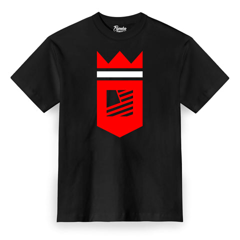 Crown Tee / Black