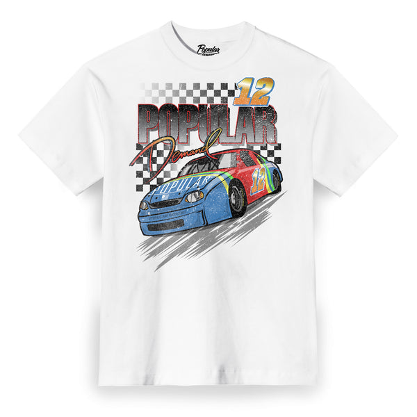RPM Merch Tee / White