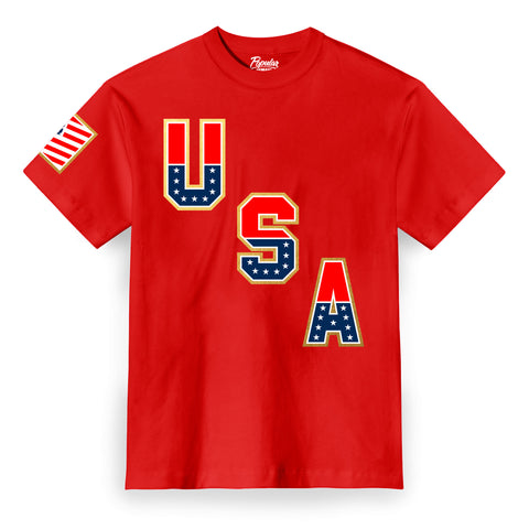 Olympic USA / Red