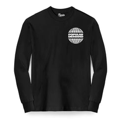 World LS Tee / Black