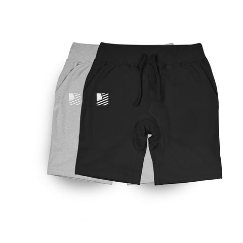 PD Basics Sweatshorts / 2 Pack