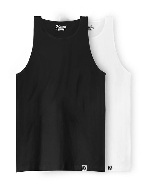 PD Basics Layering Tank / 2 Pack