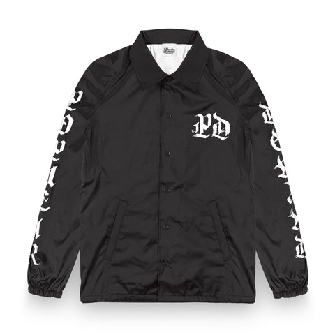 Medieval PD Coaches Jacket / Black