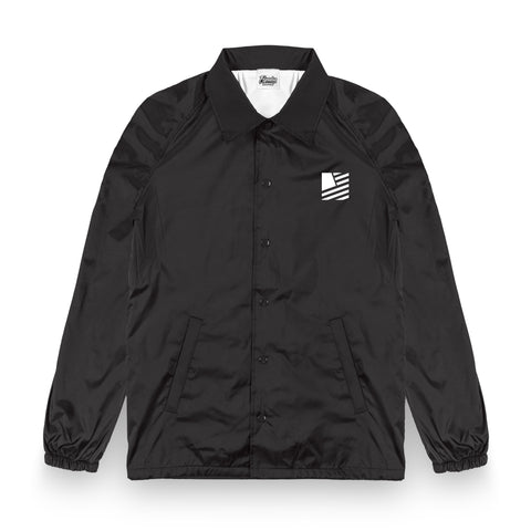 SF Coaches Jacket / Black