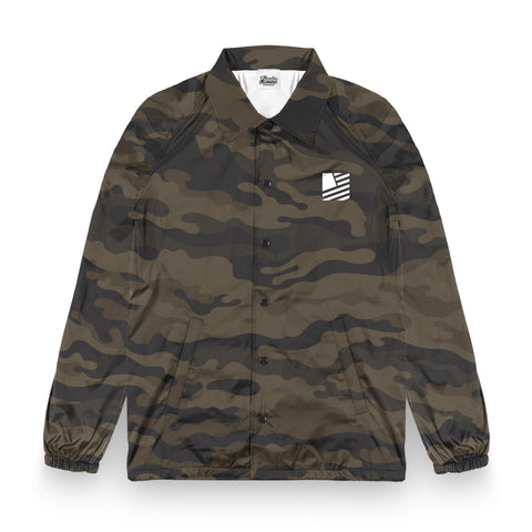 SF Coaches Jacket / Camo