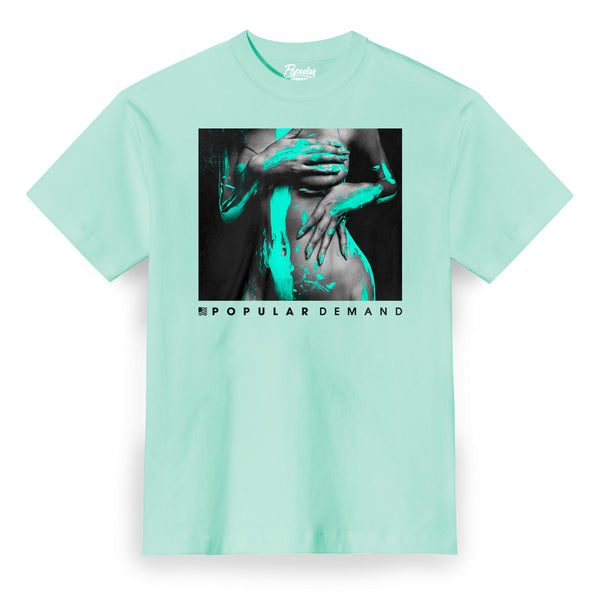 Body Paint Tee / Mint
