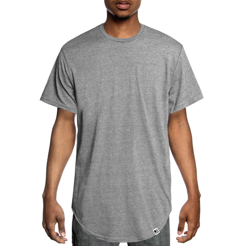 PD Basics Scoop Tee / Athletic Heather
