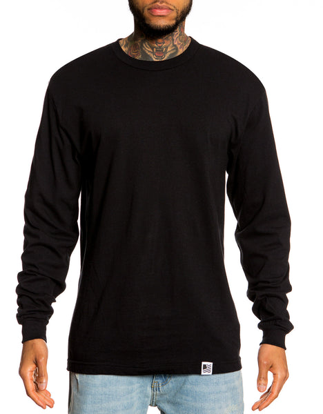 PD Basics Long Sleeve Tee / 2 Pack
