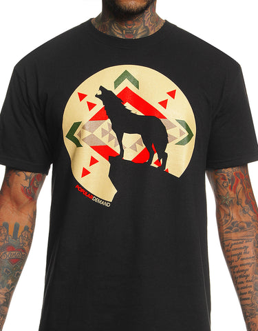 Tribal Wolf / Black