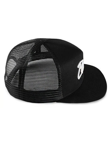 PD Trucker Hat / Black