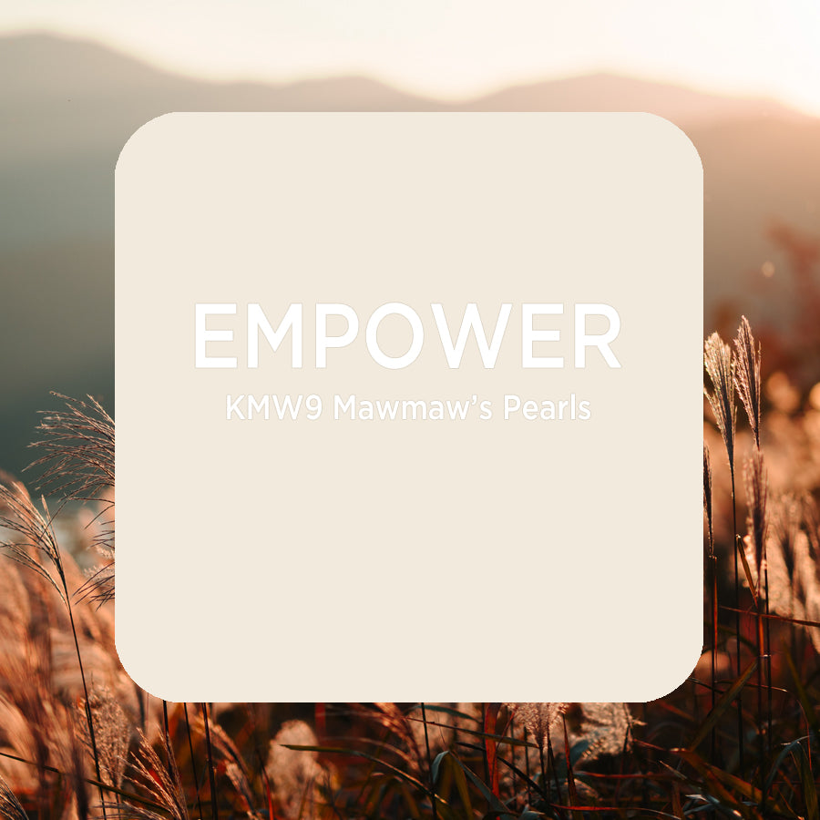 February in Color - Empower