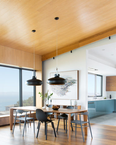 Kelly-Moore Paints interviews Dillon Beach airbnb home owners and designers Natalia and Edward Lerman
