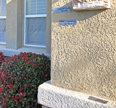 How to get your exterior stucco paint home makeover colors right with Kelly-Moore Paints