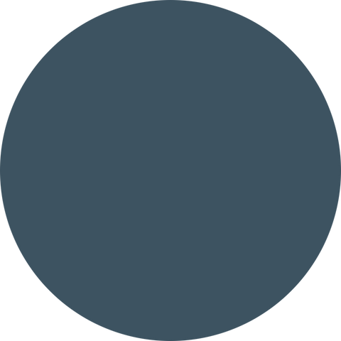 Kelly-Moore Paints KM50002 Dark Secret is a deep dark sea blue that's beautiful on cabinets, furniture, and trim.