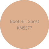 Kelly-Moore Paint KM5377 Boot Hill Ghost is a dusty medium range terracotta color. Interior and exterior rated.