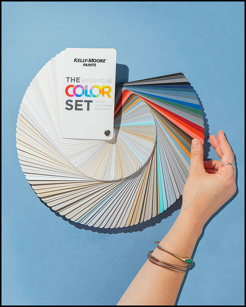 Create your perfect color palette with confidence from the comfort of your home with Kelly-Moore Paints