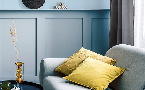 Popular color trends include pastel gray blue
