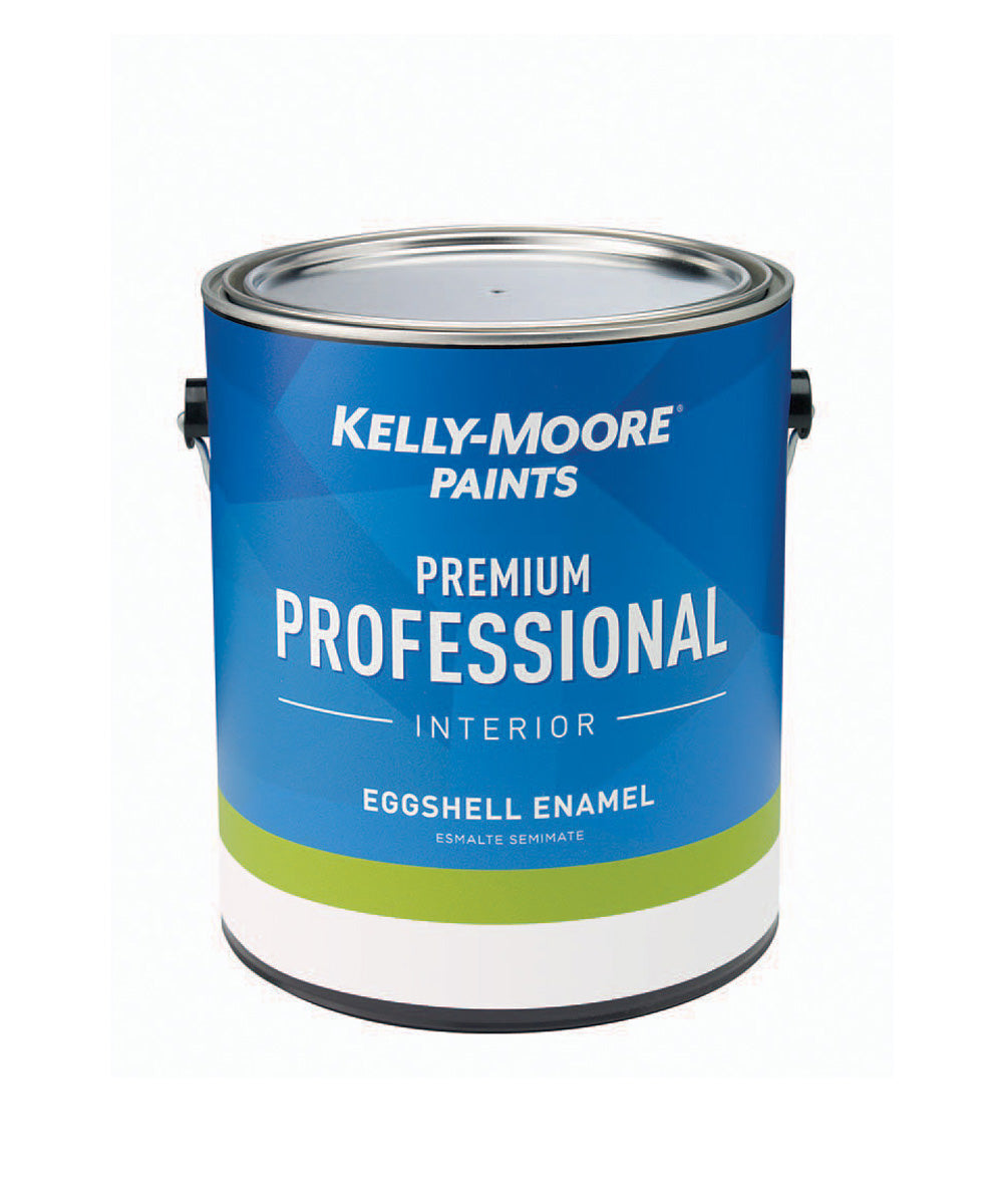 Kelly-Moore Premium Professional Interior Eggshell Paint Gallon