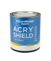 Kelly-Moore AcryShield Exterior Flat Paint Quart