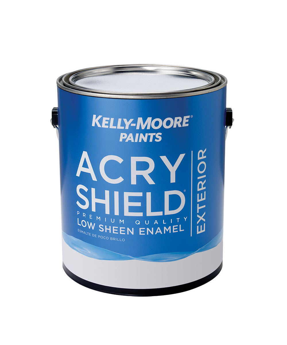 Kelly-Moore AcryShield Exterior Low Sheen Paint Gallon