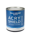 Kelly-Moore AcryShield Exterior Low Sheen Paint Quart