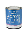 Kelly-Moore AcryShield Exterior Satin Paint Quart