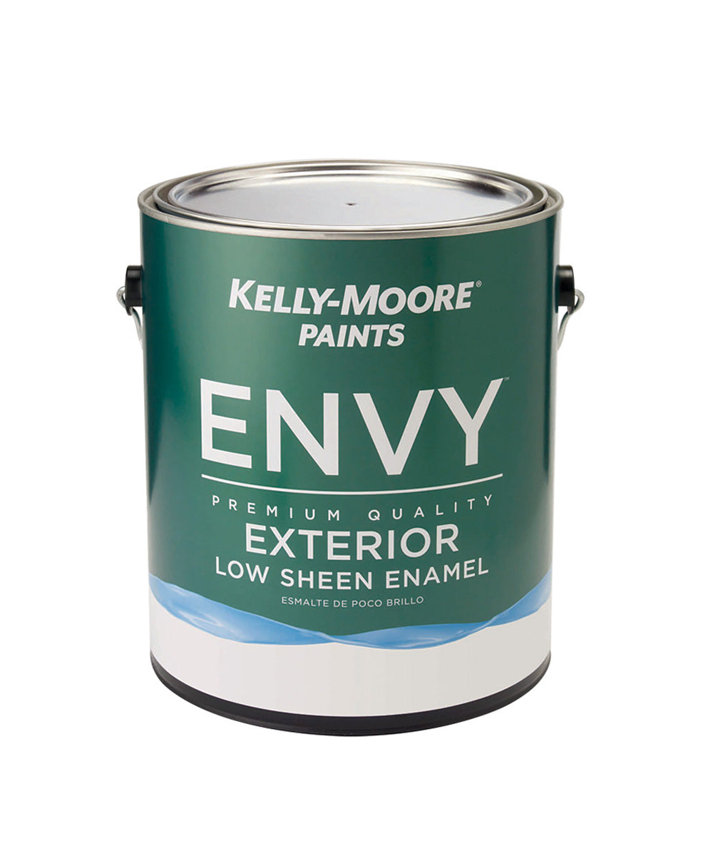 Kelly-Moore Envy Exterior Low Sheen Paint Gallon