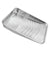"ArroWorthy 9"" 1.5 Quart Metal Roller Tray"