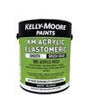 Kelly-Moore 1 Gallon Acrylic Elastomeric Smooth Brush Grade Patch