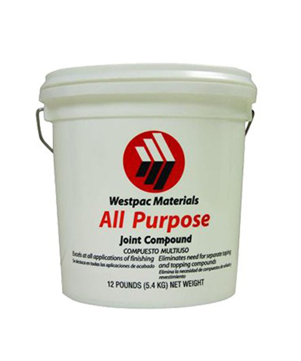 Westpac 1 Gallon White All Purpose Joint Compoun