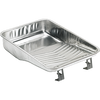 "Bestt Liebco 11"" 2 quart metal paint tray, available at Kelly-Moore Paints in CA, TX, NV & OK."