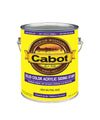 Cabot Solid Color Acrylic Siding Stain Gallon, available at Kelly-Moore Paints in CA, TX, NV & OK.