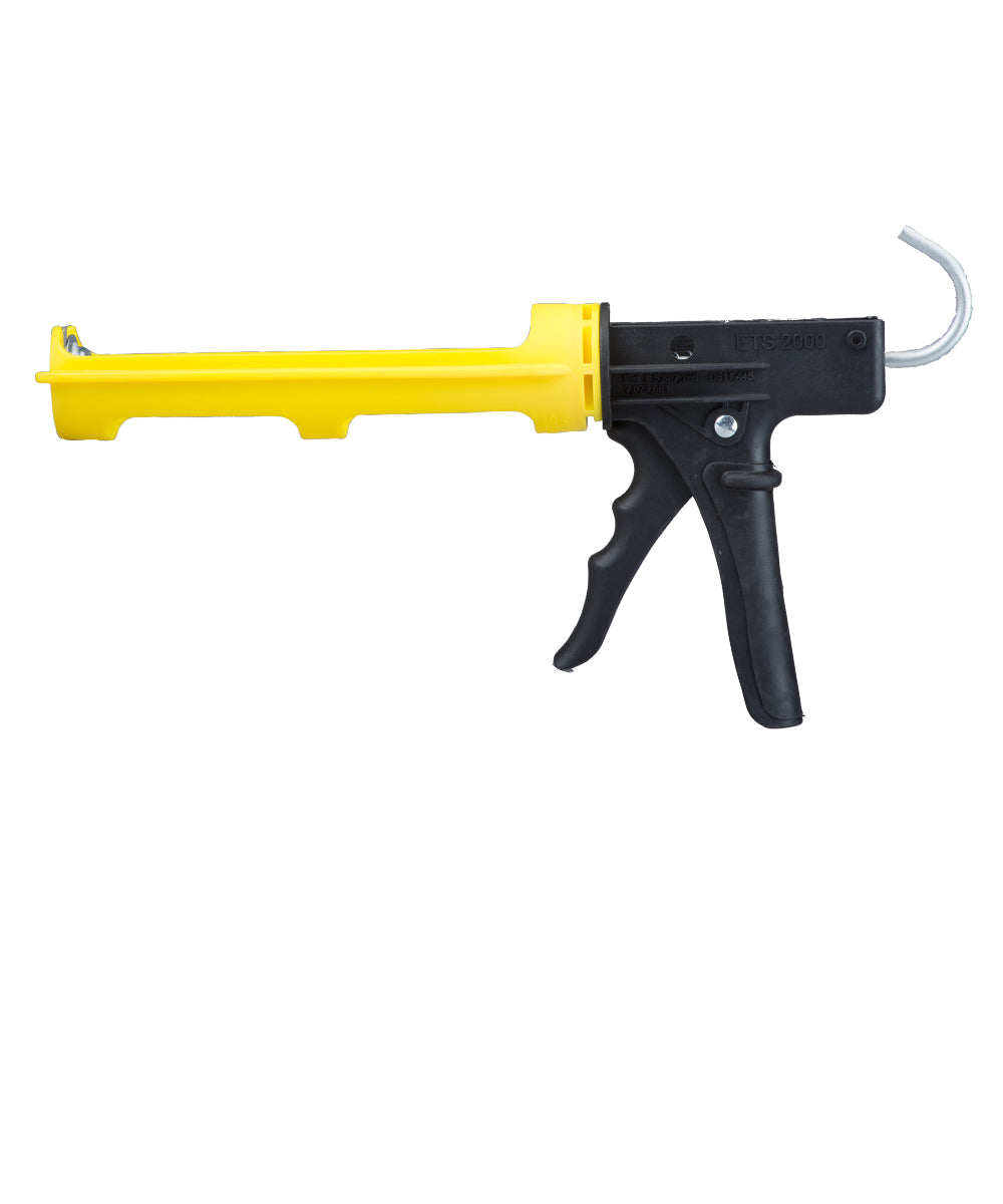 Dripless Rotating Cradle Caulk Gun